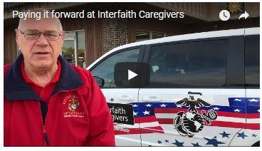 Roger Crass Interfaith Caregivers of Washington County