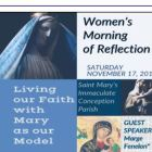 Women's Morning of Reflection