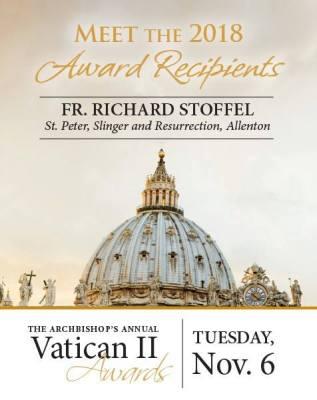 Rev. Richard Stoffel Vatican II