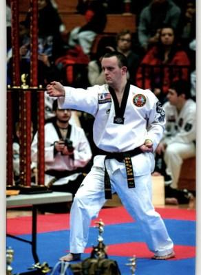 Drew Martial arts