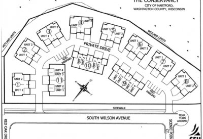 south Wilson condo development