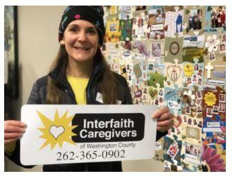 Amy Boettge at Interfaith Caregivers