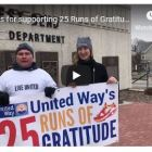 25 Runs of Gratitude with American Red Cross