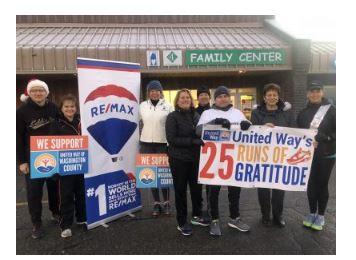 Day 5 Pete Rettler's 25 Runs of Gratitude