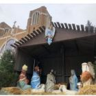 Holy Angels and Amity Rolfs Nativity