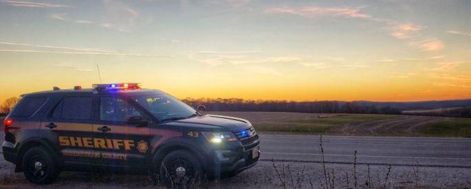 Sheboygan County Sheriff's squad