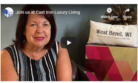 Cast Iron Luxury Living