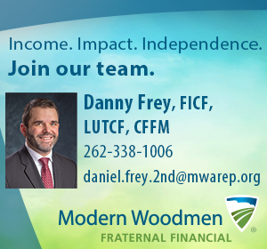 Modern Woodmen Danny Frey