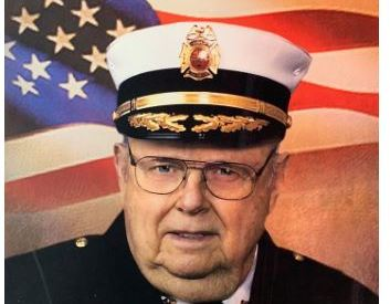 Retired Thiensville Fire Chief William Rausch