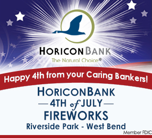 Horicon Bank Fireworks