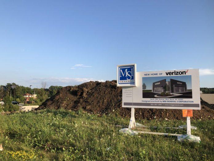 New Verizon store on Hwy 33