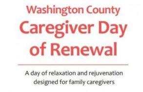 Caregiver Day of Renewal