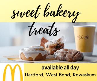McDonald's bakery ad