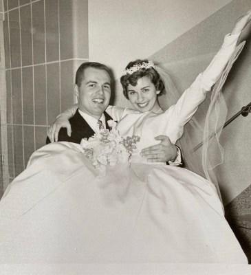 Harvey and Kathleen Schaefer