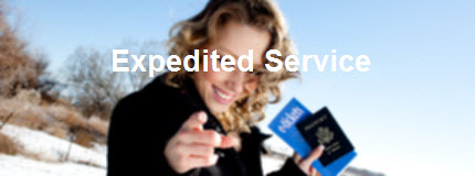 Expedited Service
