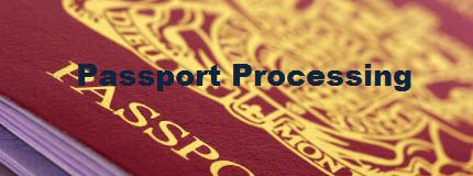 Passport Processing