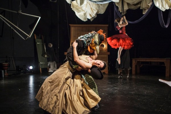 """Theater Review: """"The Grand Parade (Of the 20th Century ..."""