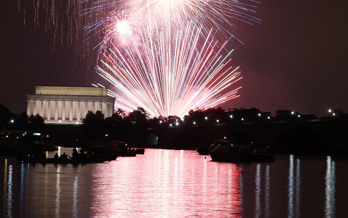 How To Celebrate Fourth Of July In Washington DC