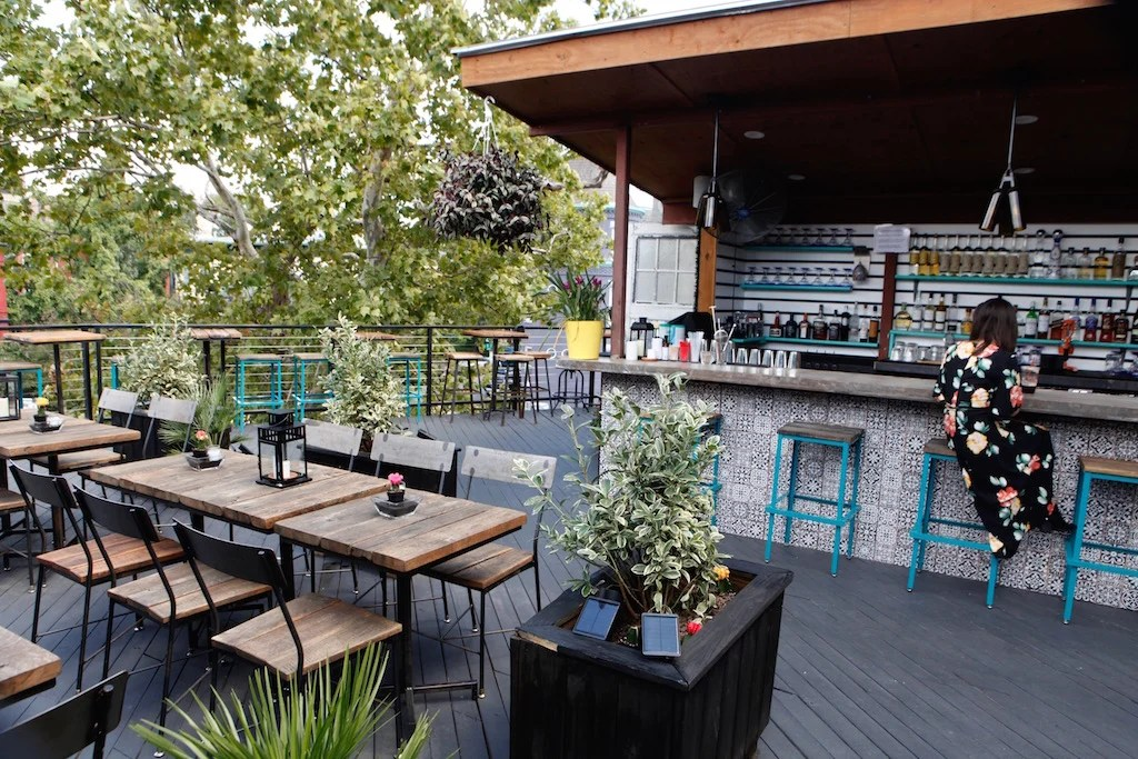 Washingtonian Recommends: the Best Outdoor Bars in Shaw on Backyard Bar With Roof id=45365