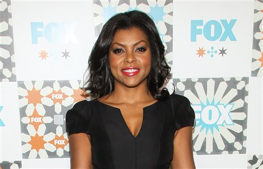 "FILE - In this July 20, 2014 file photo, Taraji P. Henson attends the FOX Summer TCA All-Star Party at Soho House in West Hollywood, Calif. Henson stars as the glamorous ex-con Cookie in ""Empire,"" premiering Wednesday, Jan. 7, 2015. Draped in fabulous fur coats and drenched in attitude, Henson's Cookie is the heart of the Fox drama, a fiercely devoted mother and astute businesswoman who's fearless when it comes to getting what she wants. (Photo by Paul A. Hebert/Invision/AP, File)"