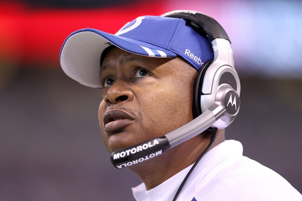 Detroit Lions Head Coach Jim Caldwell