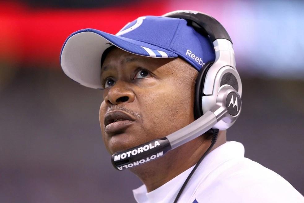 Detroit Lions Head Coach Jim Caldwell