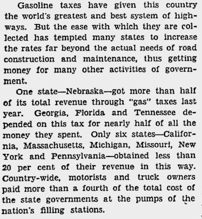 (Pittsburgh Press, May 21, 1939, courtesy of Google News)