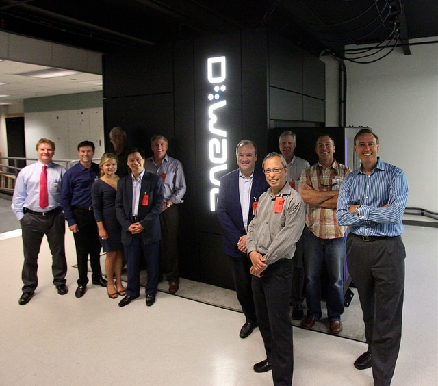 D-Wave sells what it describes as a quantum computer, but Aaronson is skeptical about the device's capabilities. (Steve Jurvetson)