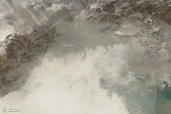 Air Pollu.tion,China