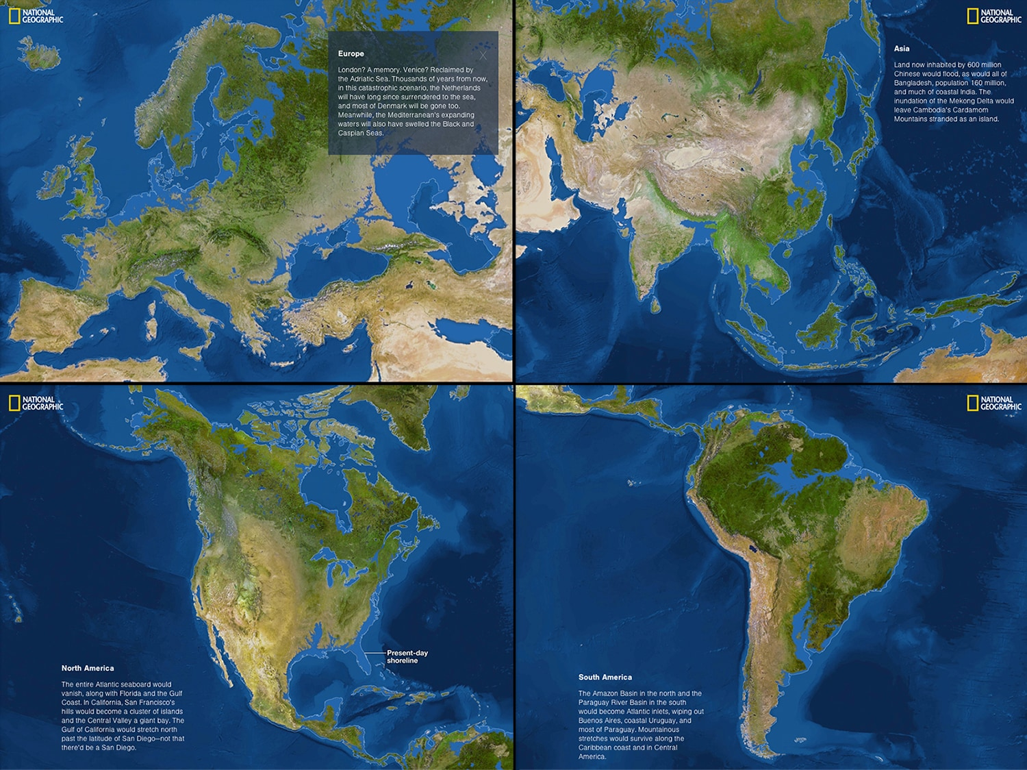 Click to enlarge. (National Geographic © September 2013 National Geographic Society / Full source info here)