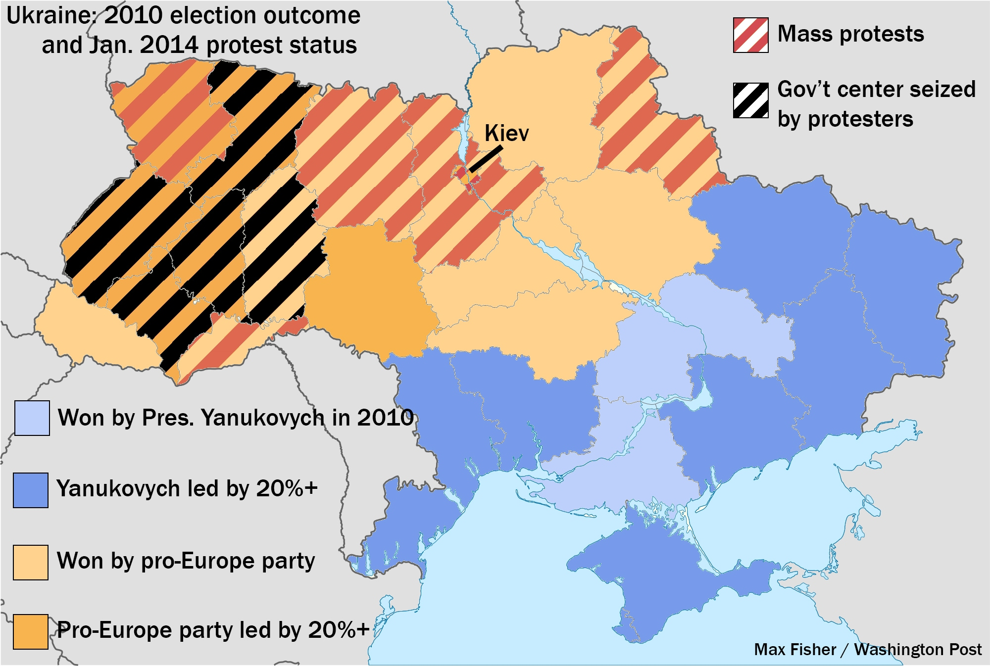 one map you need to understand Ukraine's crisis