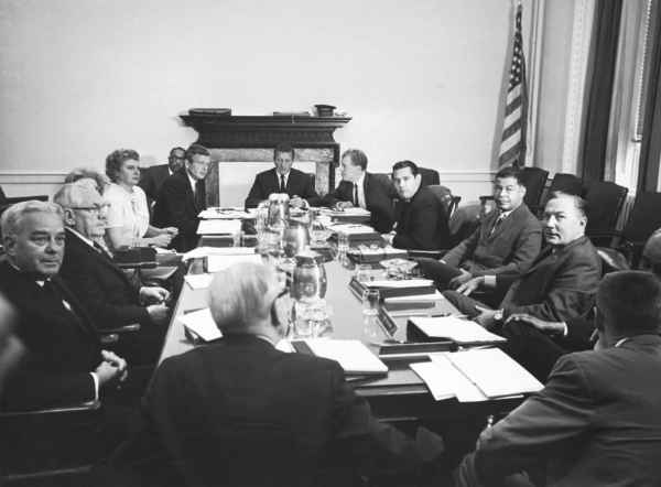 50 years ago, a presidential commission called out America ...