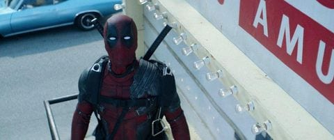ED55T7JN3RHLPHD6INYHBNULPE - 'Deadpool 2' is being re-released in a PG-13 version starring Fred Savage