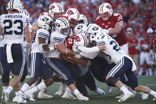 DO525SJIGQYPVMRB4EUGV4B73Y - College football winners and losers: Gone, Wisconsin