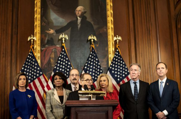 Trump impeachment vote: Where House Democrats and Republicans stand