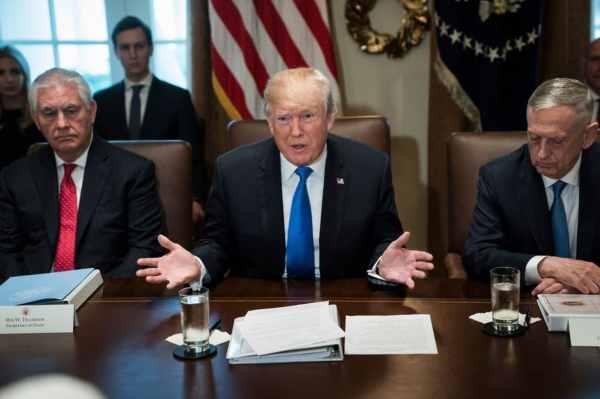 Mattis downplays significance of Tillerson's firing as 'a ...