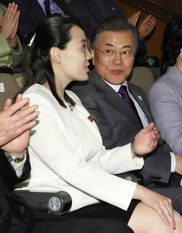 The media should stop fawning over Kim Jong Un's sister ...