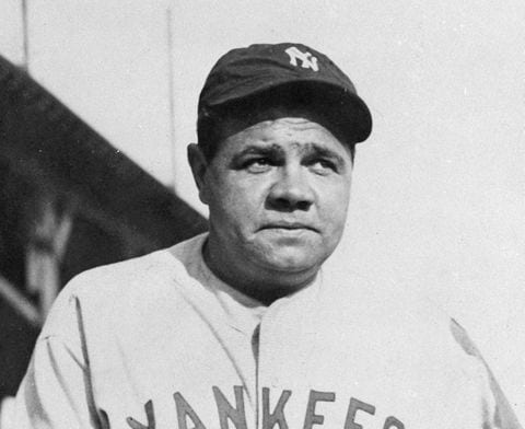 H7QNTXSHTMI6RAECCBNEI3IZXA - Trump will award Medal of Freedom to sports legends Babe Ruth, Roger Staubach and Alan Page