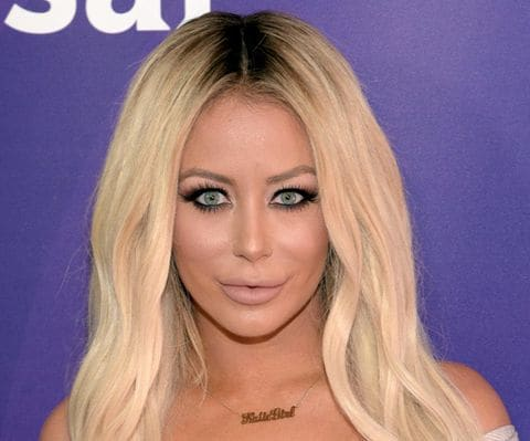 Did Aubrey O Day really write a song about Donald Trump Jr     The     Aubrey O Day attends the 2016 NBCUniversal Summer Press Day in California    Jason Kempin Getty Images