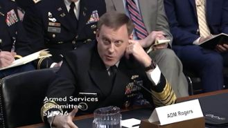 NSA director Mike Rogers's remarkable comments about Trump's ...