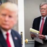 Who's to blame for the hiccup in North Korea talks? South Koreans say Bolton.
