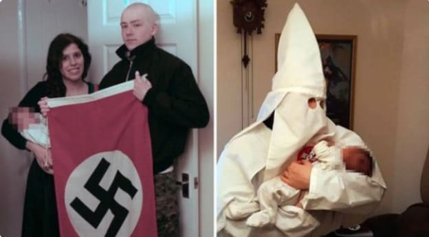 Image result for neo-nazi action figures
