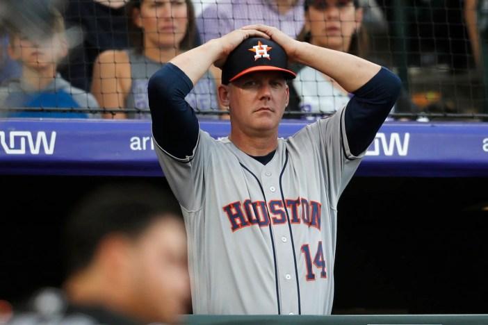 Resultado de imagen para No hay castigo para los jugadores de Houston