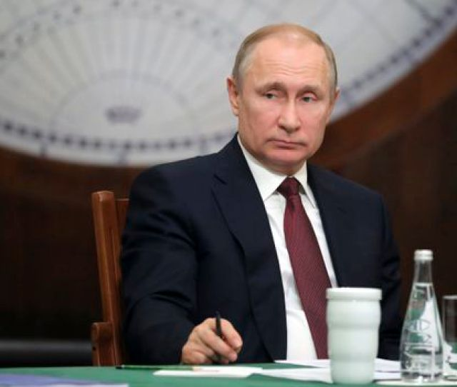 Russian President Vladimir Putin Saw The U S Led Invasion Of Iraq In  As Proof Of Americas Imperial Intentions Michael Mcfaul Writes