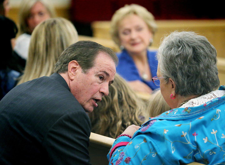 Anti Vaxx Bill Texas State Rep Bill Zedler Suggests