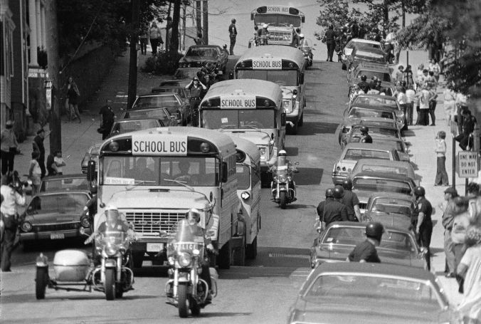 Image result for school busing