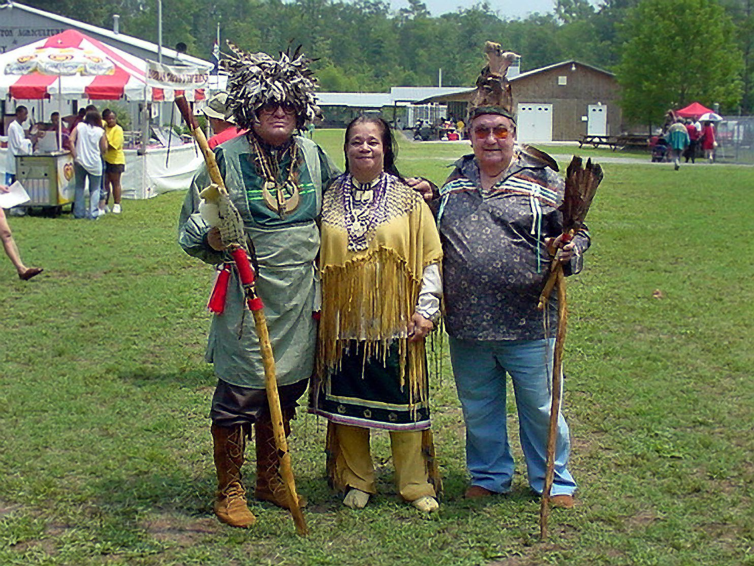 A Native American Tribe On The Eastern Shore Receives