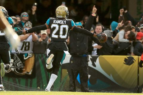 Once-quiet Jalen Ramsey has become the Jaguars' trash ...