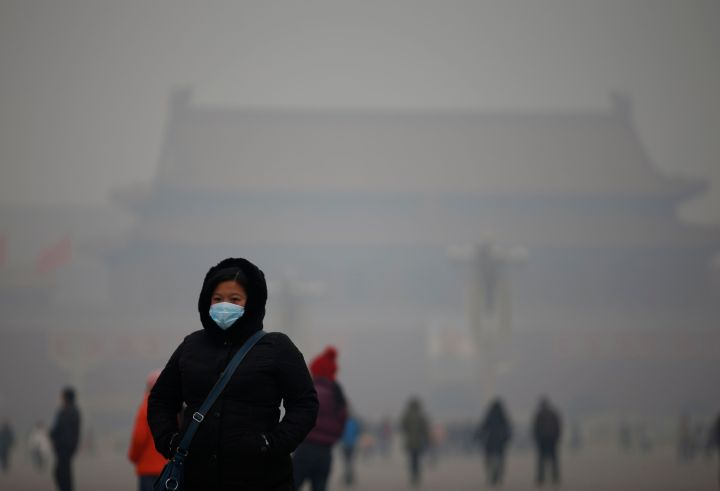 Air pollution in China is killing 1.6 million people a year, researchers say - The Washington Post