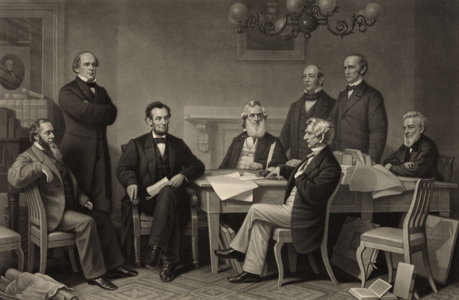 Emancipation Proclamation Lincoln Moved To End To Slavery